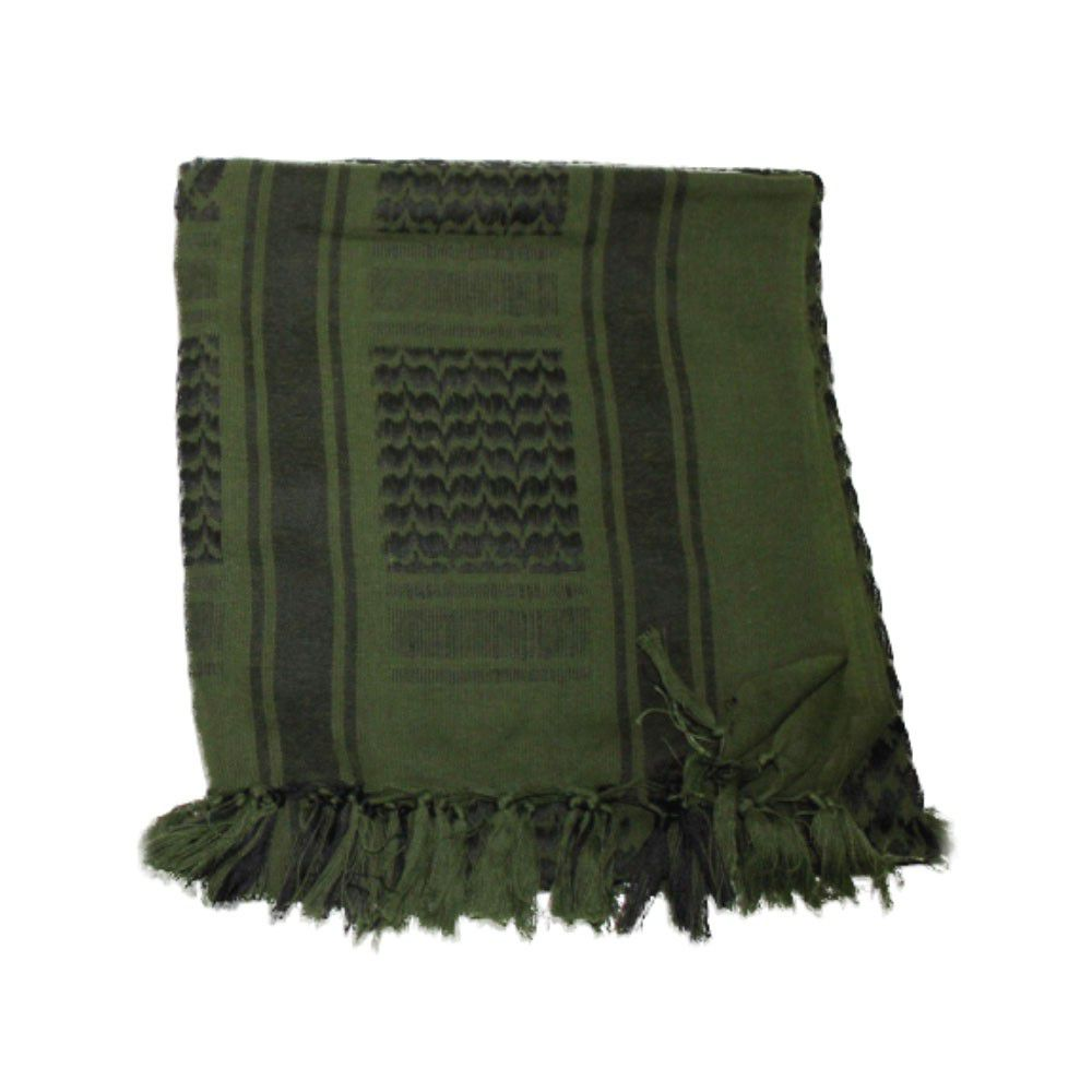 Shemagh Lenço Tático NTK - Verde