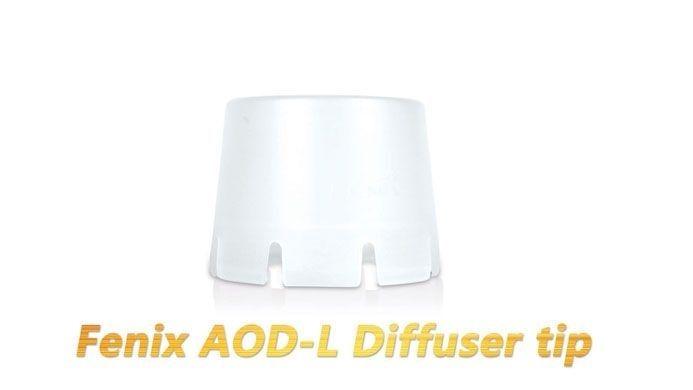 Difusor Fenix Para Lanternas Com Cabeça De 63mm