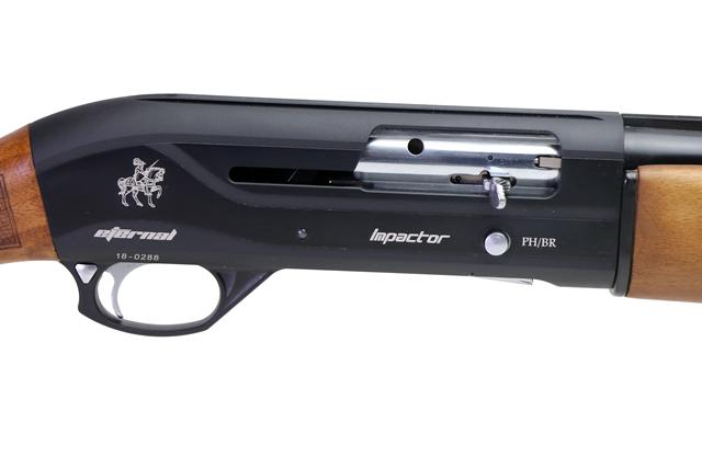 Espingarda Eternal Impact Black - calibre 12