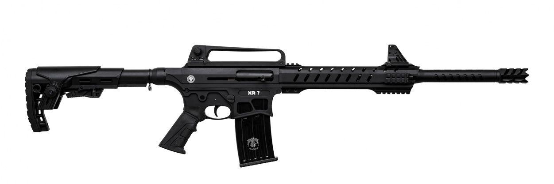 Espingarda Huglu 12GA XR 7 - Black