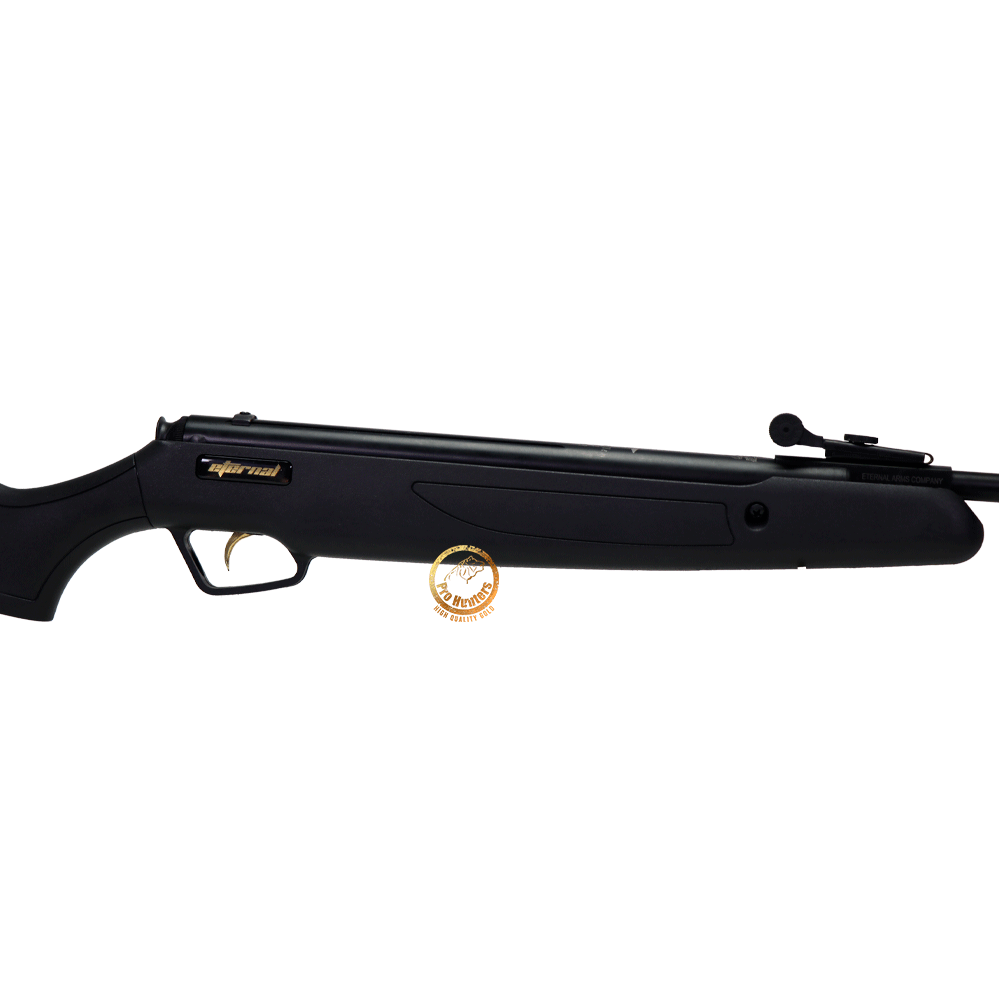 Espingarda Mod 4 Black Airgun