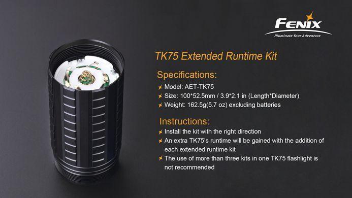 Extensor Fenix Para Lanterna TK75