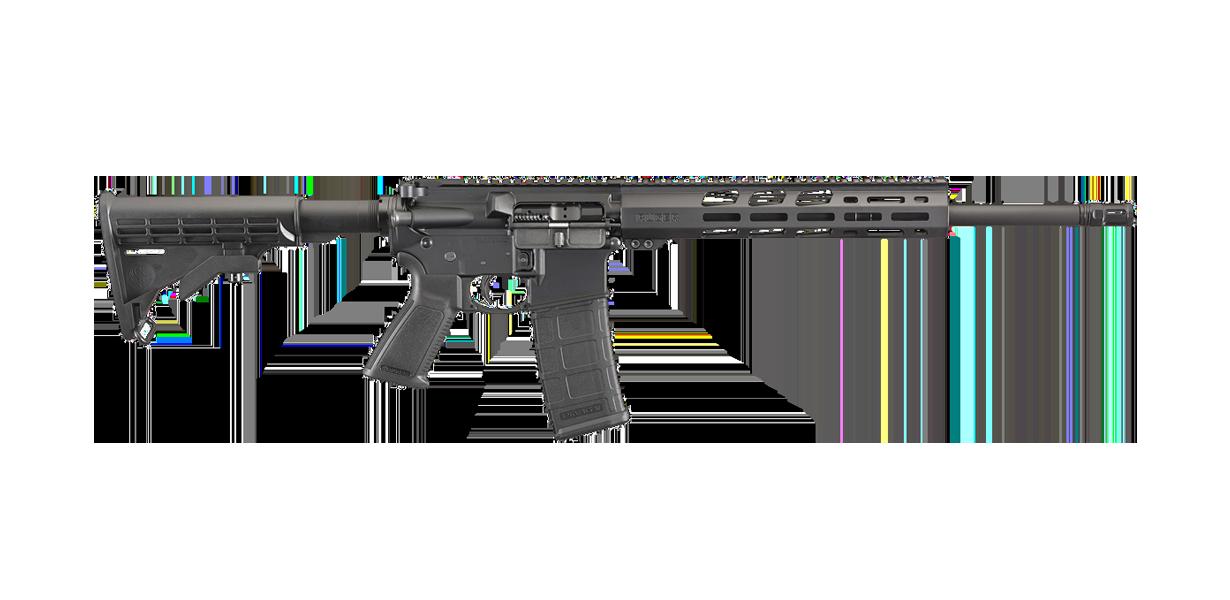 PRÉ VENDA - Fuzil AR-556 - Free-Float Handguard