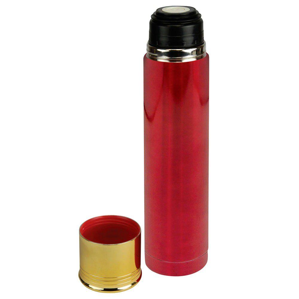 Garrafa Térmica Shotshell NTK - Vermelha