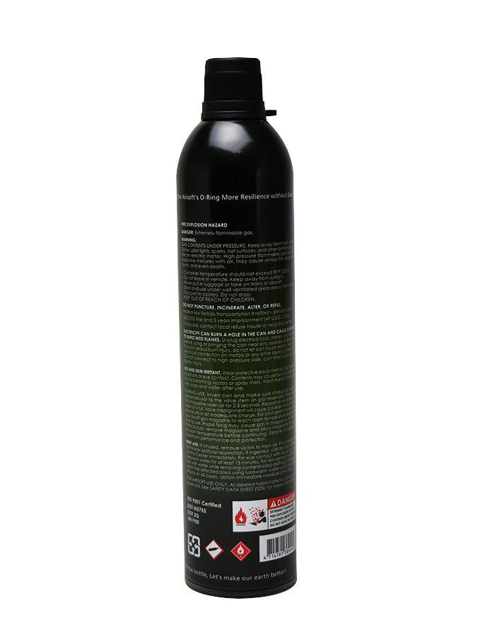 Green Gás ET-1000 Com Silicone Para Airsoft - AIMTOP (Nova embalagem)