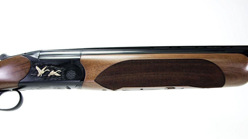 Espingarda Huglu 103C Black - Calibre 12GA