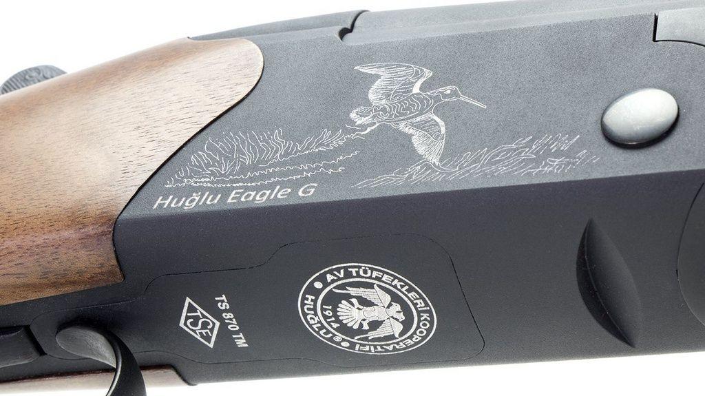 espingarda Huglu Eagle G - Calibre 12GA