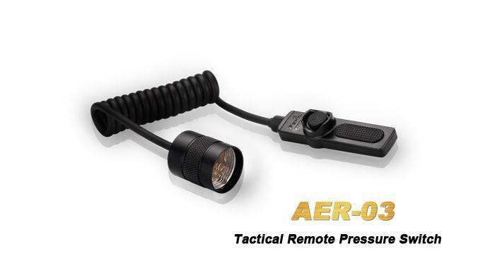 Interruptor Tático Para Lanternas Fenix - AER03