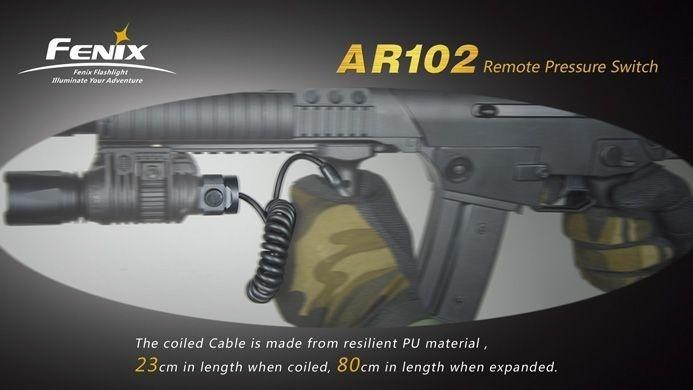 Interruptor Tático Para Lanternas Fenix- AR102