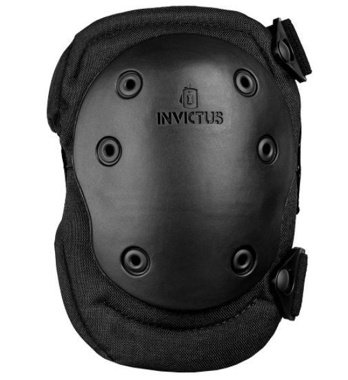 Joelheira Protec- Invictus - Black