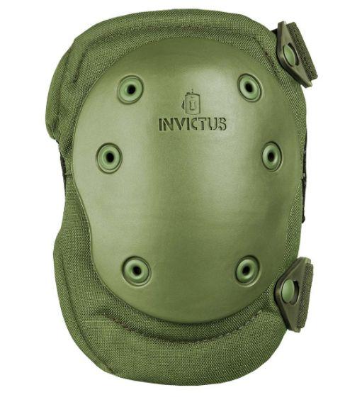 Joelheiras Protec- Invictus - Verde Oliva