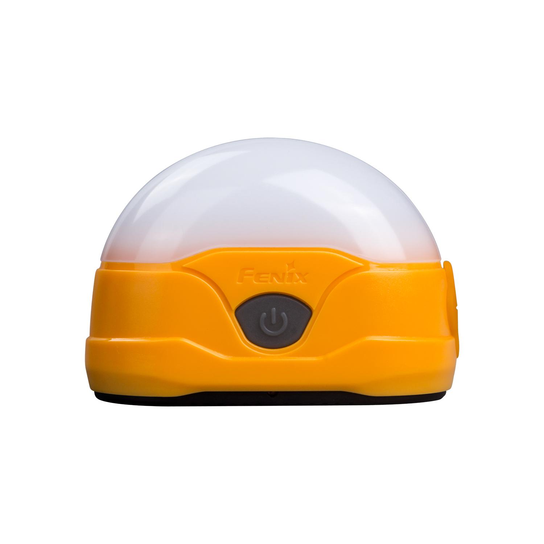 Lanterna Camping Fenix CL20R - 300 Lúmens - Laranja