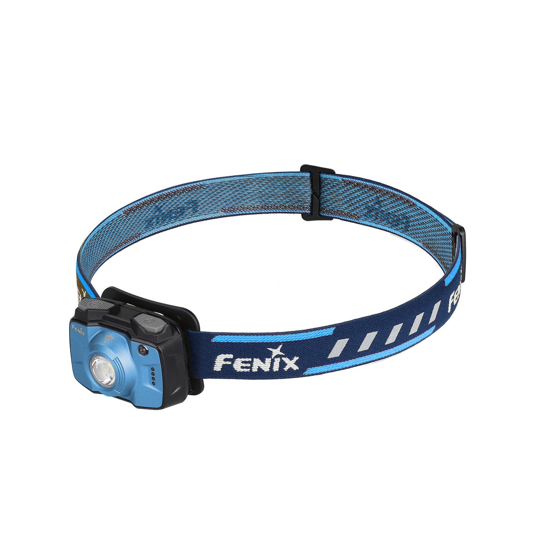 Lanterna de cabeça Fenix HL32R - 600 Lumens - Azul
