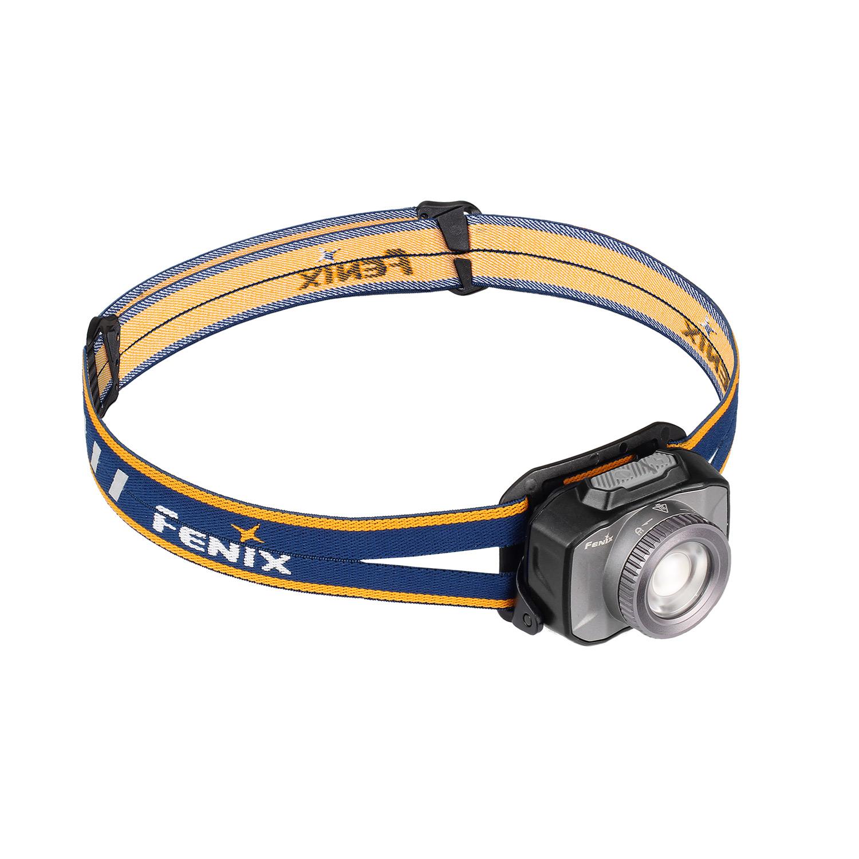 Lanterna de cabeça Fenix HL40R -  600 Lumens - Cinza