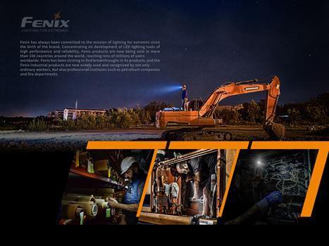 Lanterna de cabeça Fenix HM61R - 1200 Lumens