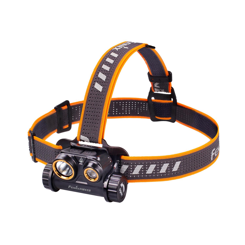 Lanterna de Cabeça Fenix HM65R + E01 V2.0 - 1400 Lumens