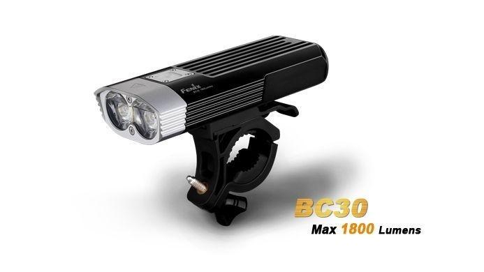 Lanterna Fenix BC30 - Autonomia De Até 20h - 1800 Lúmens