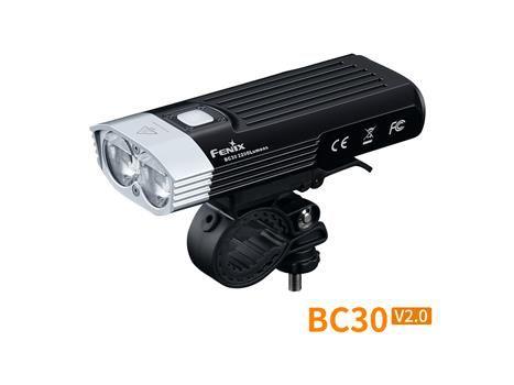 Lanterna para Bike Fenix BC30 V2.0 - 2200 Lumens