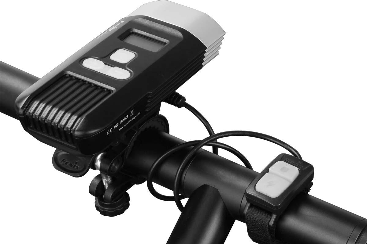 Lanterna Fenix BC30R - Mais De 30h De Autonomia - 1800 Lúmens