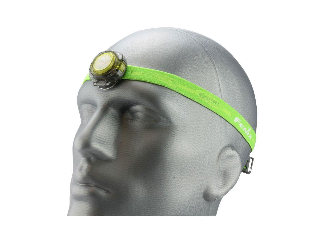 Lanterna Fenix - HL05 Verde - 8 Lúmens