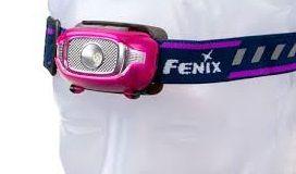 Lanterna Fenix - HL15 Roxo - 200 Lúmens