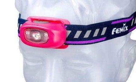 Lanterna Fenix - HL16 Roxo - 70 Lúmens