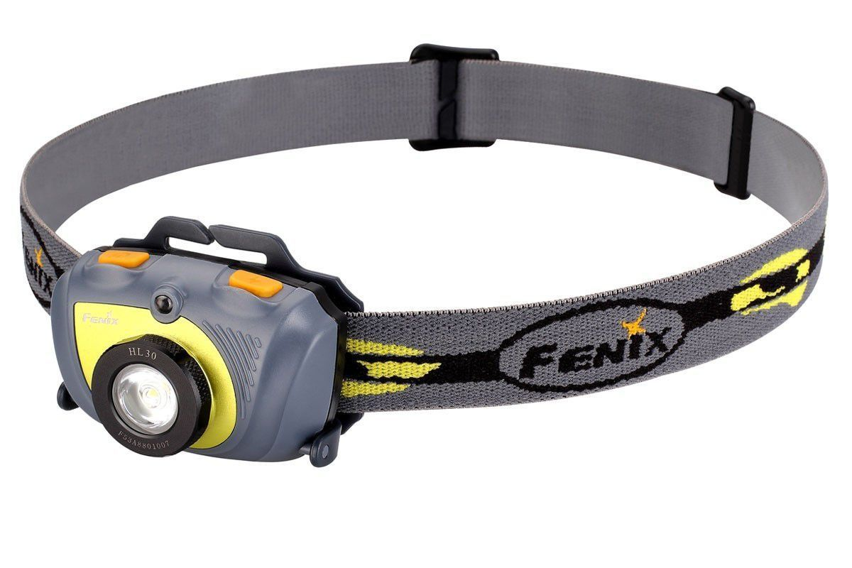 Lanterna Fenix - HL30 Verde - 230 Lumens