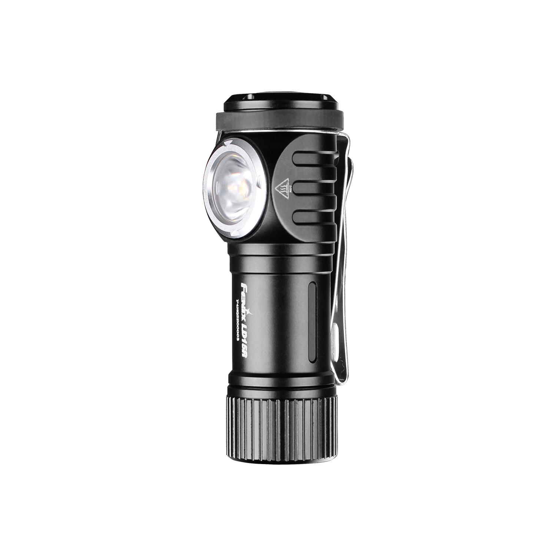 Lanterna Fenix LD15R - 500 Lúmens - Preta