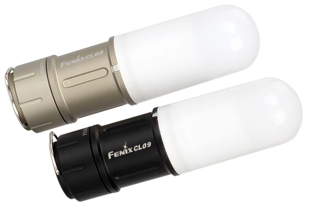 Lanterna Fenix - Modelo CL09 Cinza 200 Lúmens