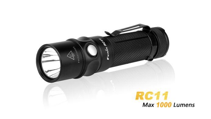 Lanterna Fenix RC11 LED - 1000 Lúmens