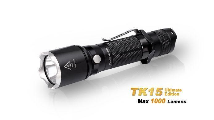 Lanterna Fenix TK15 - Ultimate Edition -1000 lumens