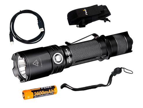 Lanterna Fenix TK20R - Alcance De 275m - 1000 Lumens