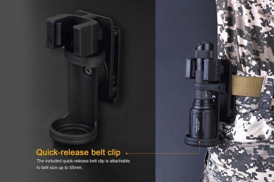 Lanterna Fenix TK25 IR - Com Infravermelho