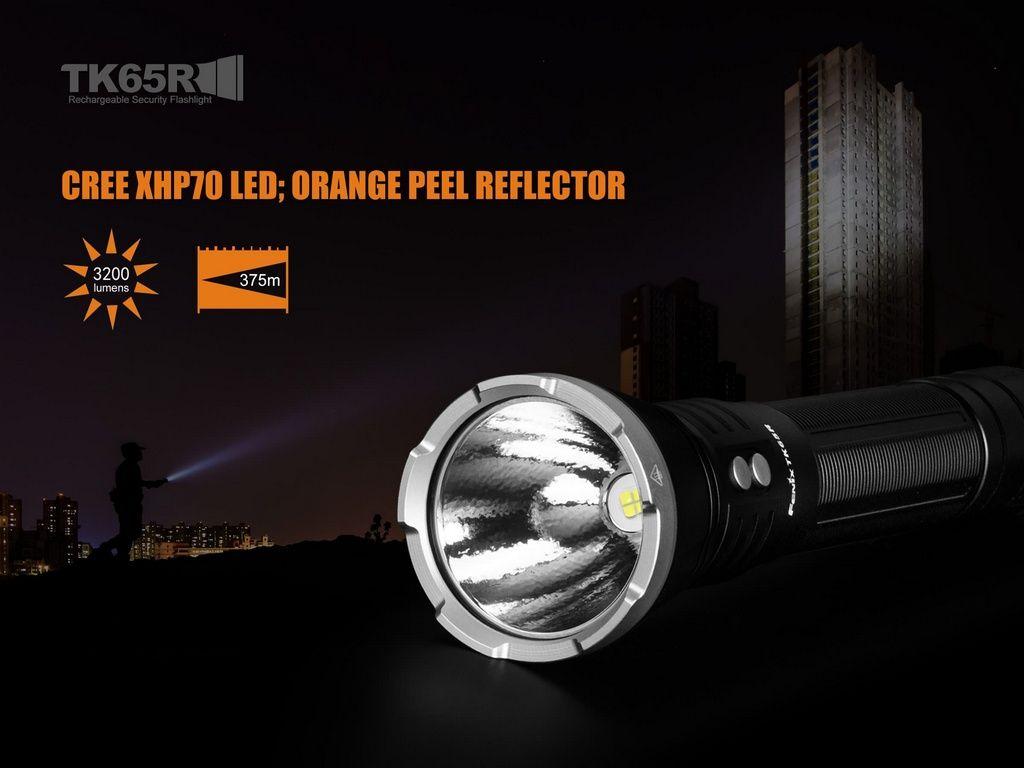 Lanterna Fenix TK65R - 3200 Lumens