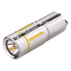 Lanterna Fenix UC02SS Dourada 130 Lumens