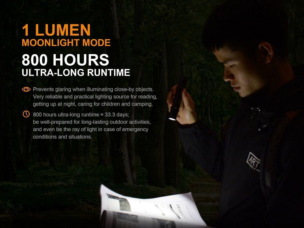 Lanterna Fenix UC35 V2.0 1000 Lumens - 2018