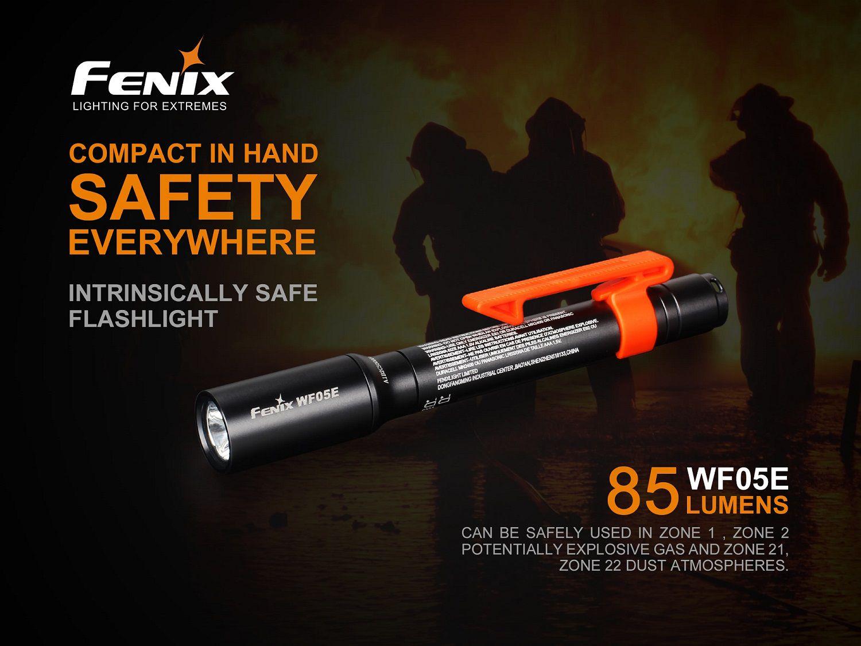 Lanterna Fenix WF05E - 85 Lumens
