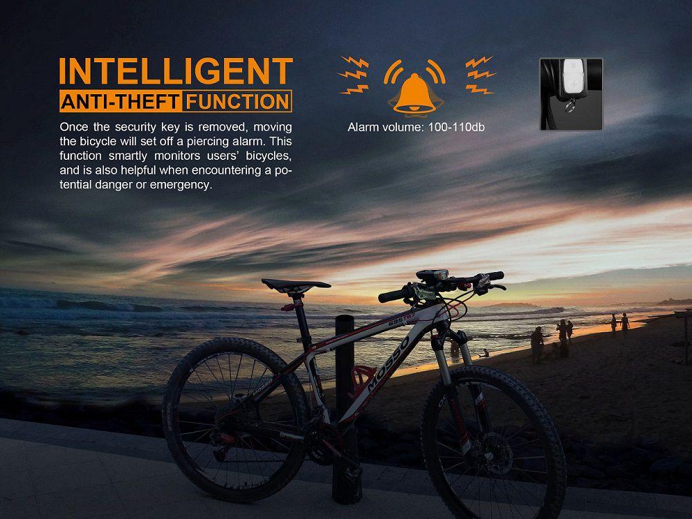 Lanterna para Bike BC35R - 1800 Lumens