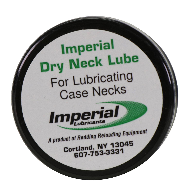 Lubrificante a seco para o pescoço do estojo (Imperial Dry Neck Lube)