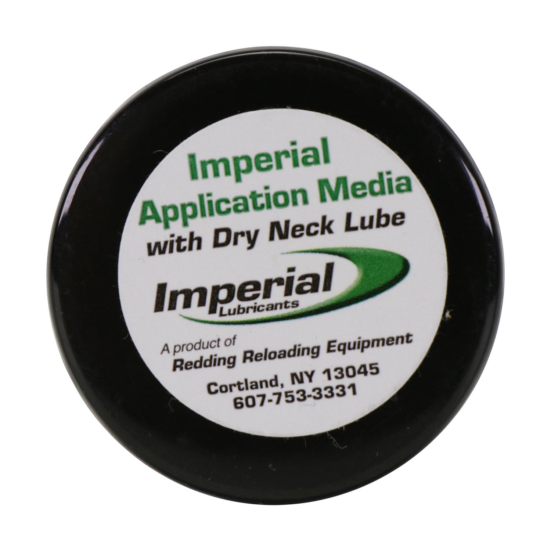 Lubrificante a seco para pescoço de estojos ( Imperial Application Media )