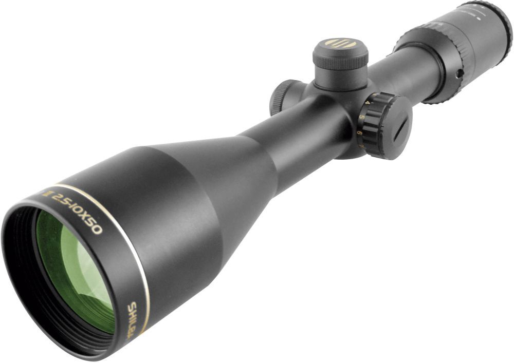 Luneta Shilba Illuminator Magnum II 2,5-10x50 D.30