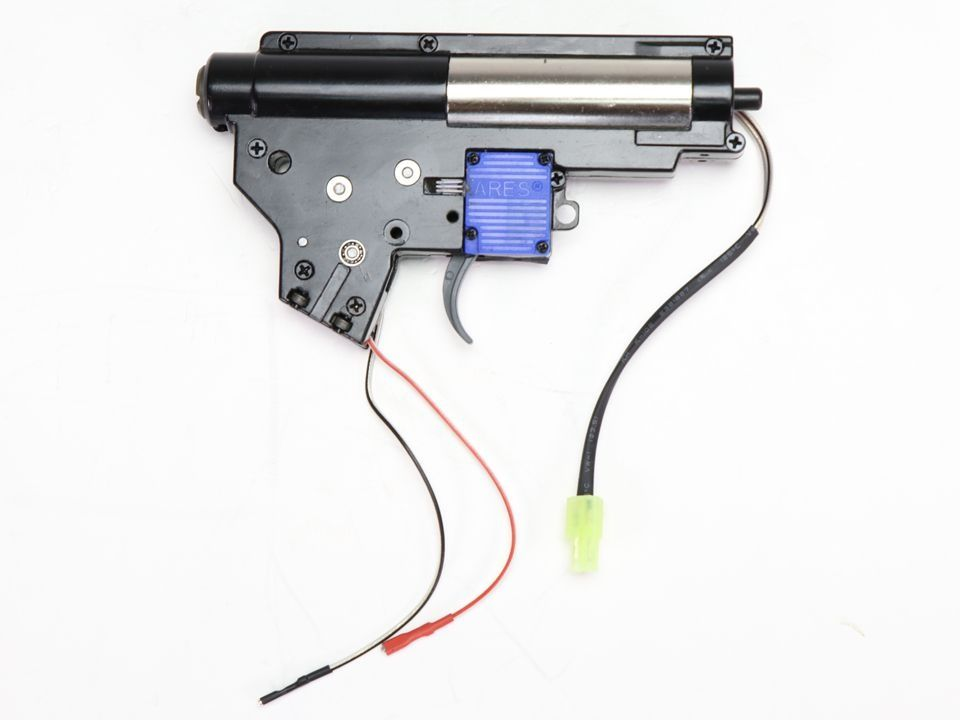 Gearbox completa Ares - E.F.C.S - Fiação Frontal