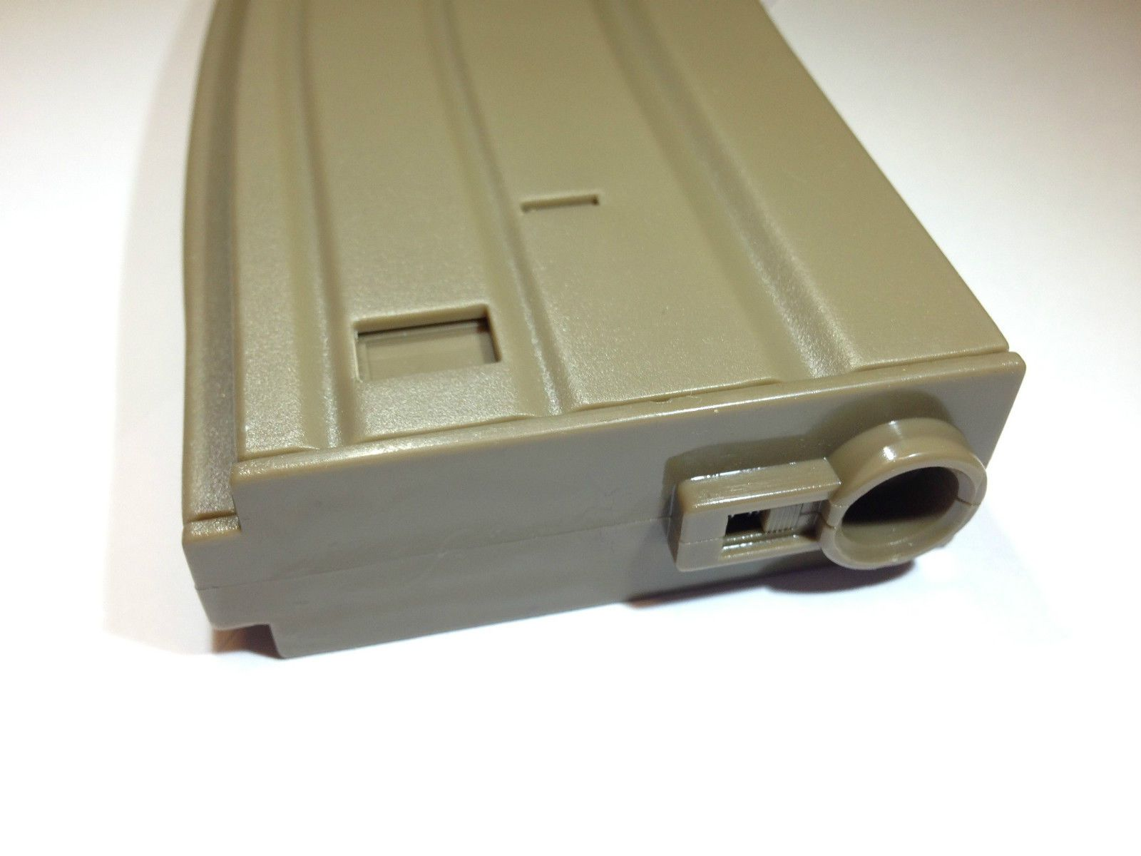 Magazine King Arms Mid Cap 120R M4 - TAN