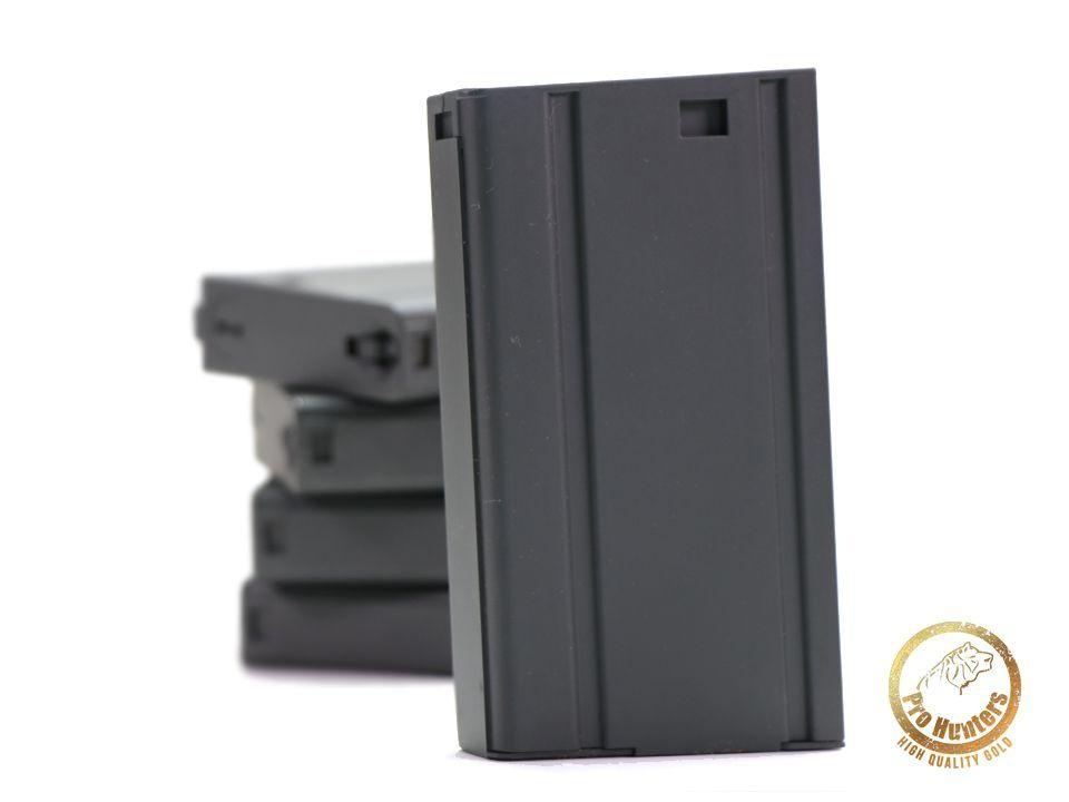 Magazine Para Airsoft - Ares - Modelo SCAR-74 BBs - Black