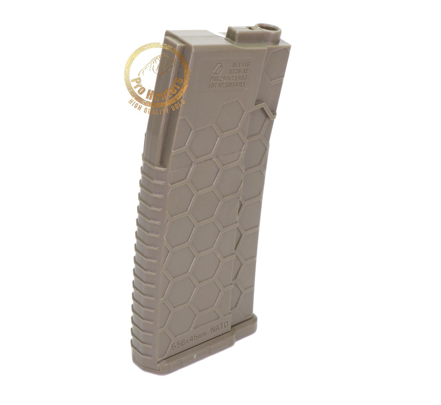 Magazine para Airsoft Hexmag ECO - Dark Earth