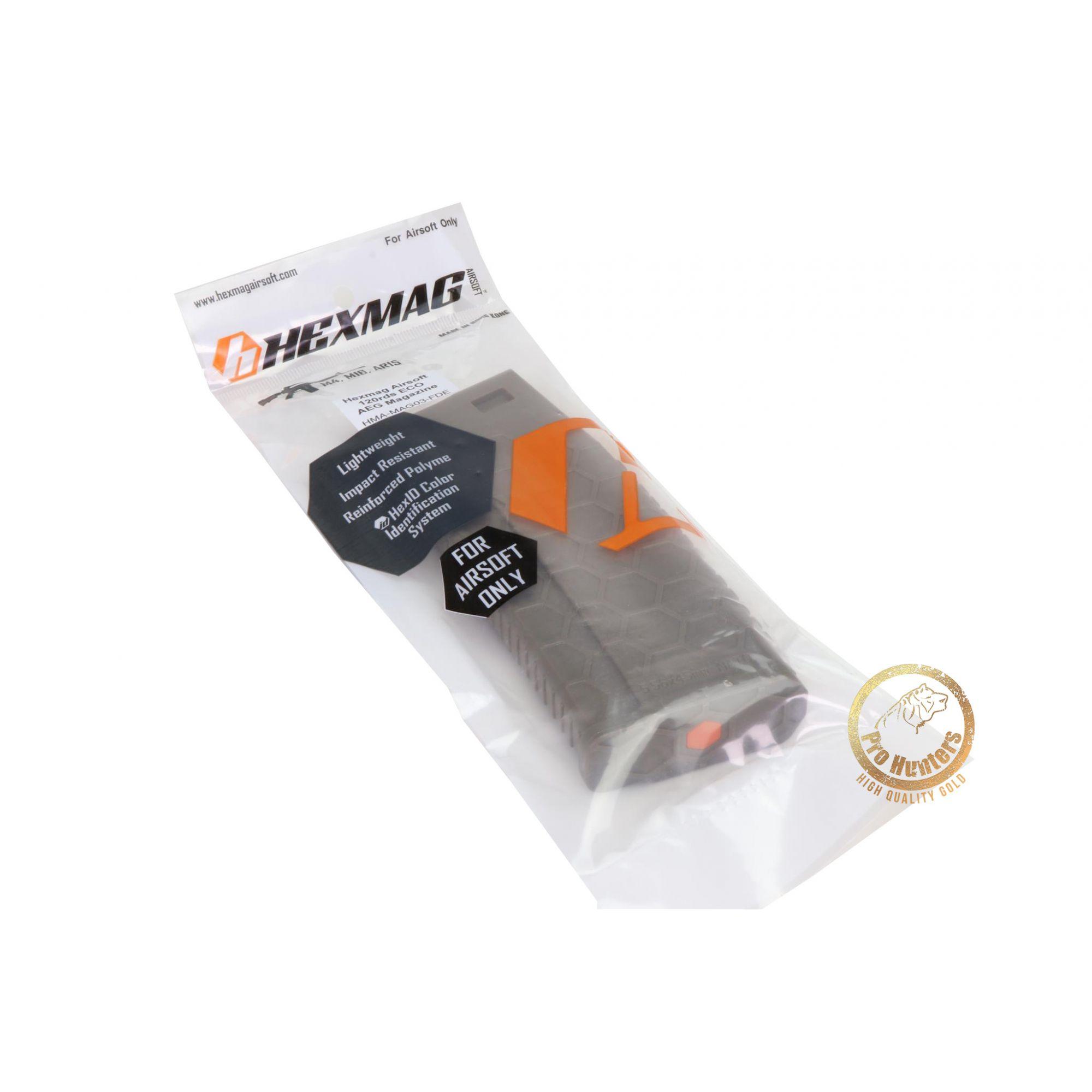 Magazine para Airsoft Hexmag - Olive Drab