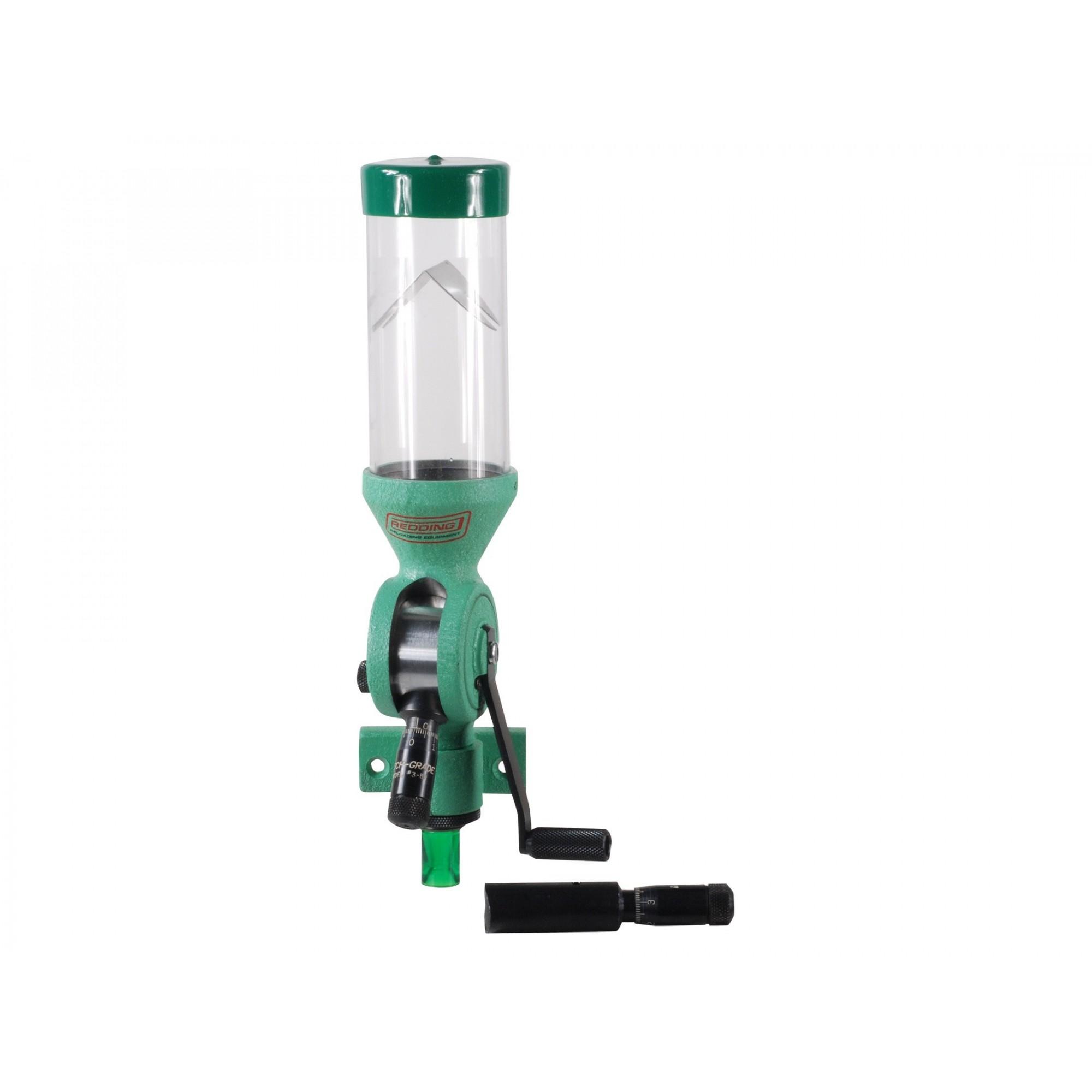 Polvorimetro de precisão ( Match-Grade Model 3BR Measure w/both chambers )