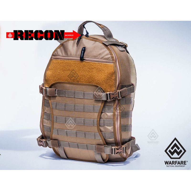 Mochila Warfare Recon I - Coyote U