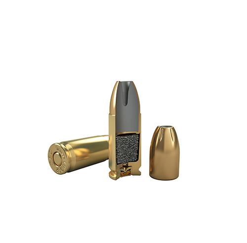 Munição CBC 9mm LUGER +P+ EXPO Gold Hex