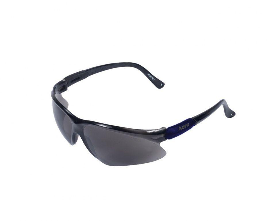 Óculos De Proteção Aero Lente Cinza